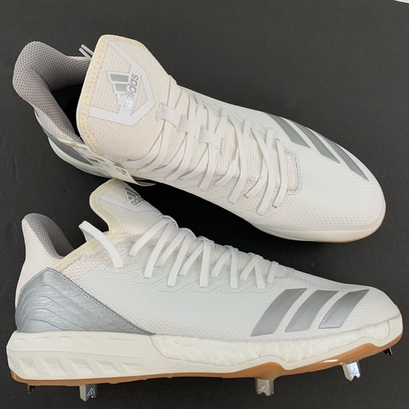 Wow Accusatore Amplificare  adidas Shoes | Icon 4 Gum Metal Baseball Cleats | Poshmark